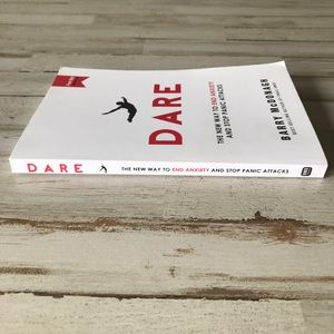 Accents - Dare: End Anxiety & Stop Panic Attacks Fast Book